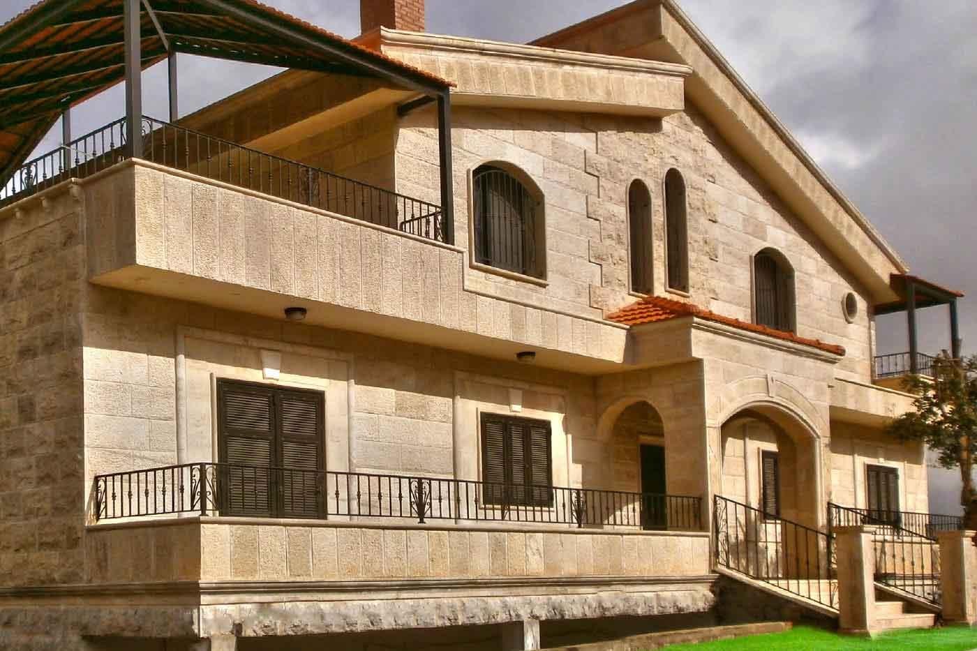 Merhi Villa Full Residence View