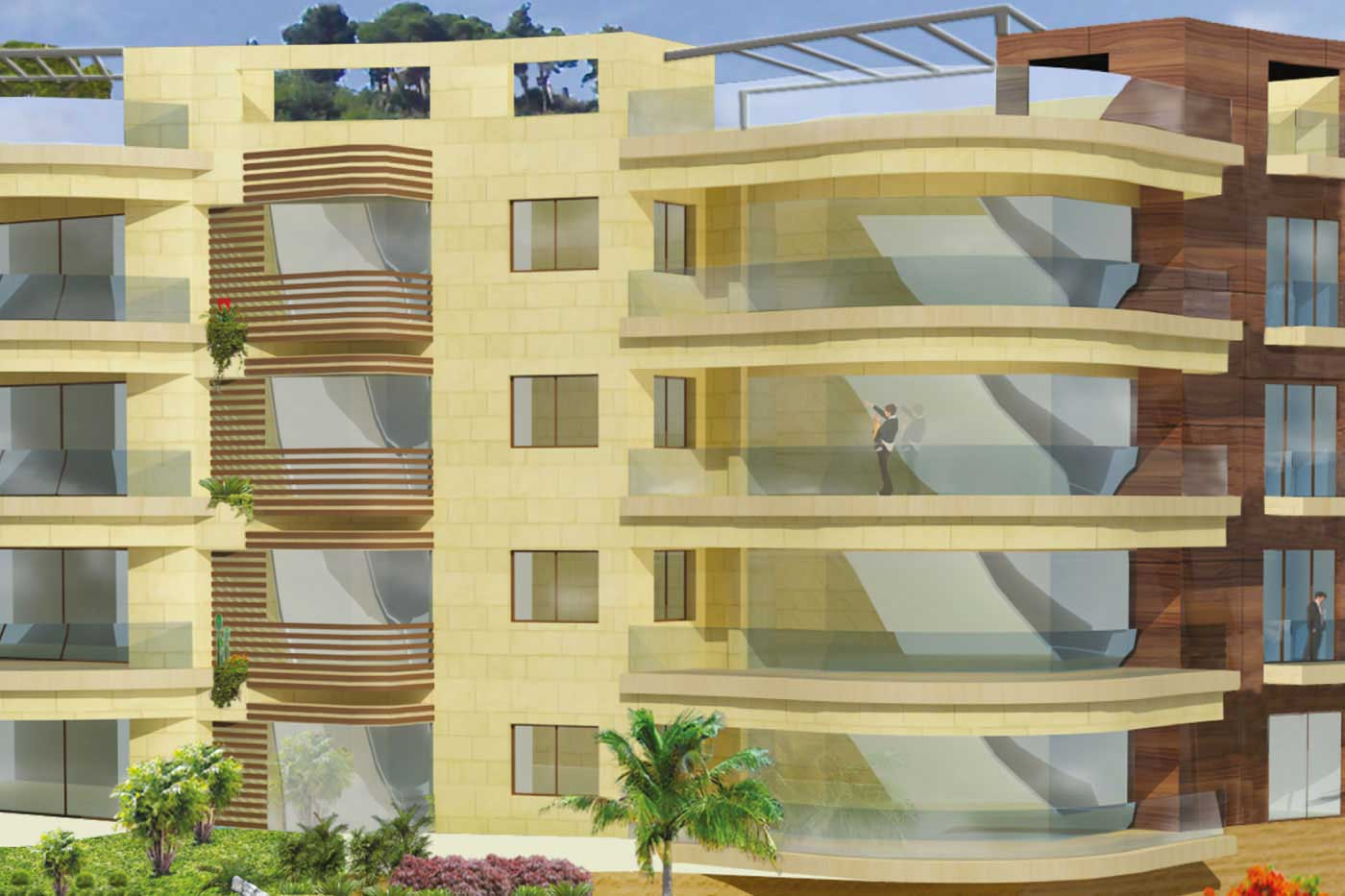 Mtayleb 934 - Architectural Project