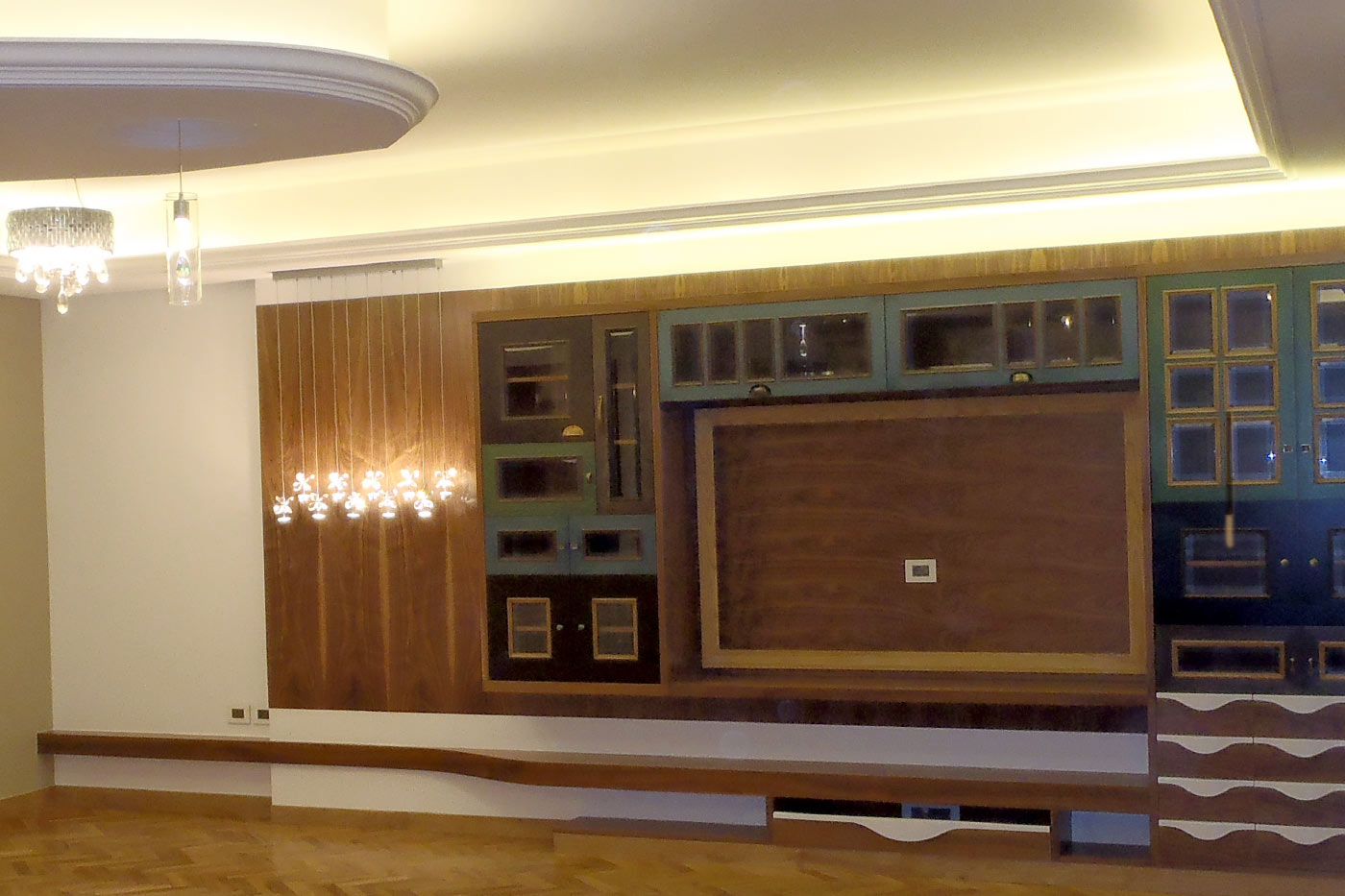Al Amine Residence - Luxury Residential Apartment - Wooden Furniture
