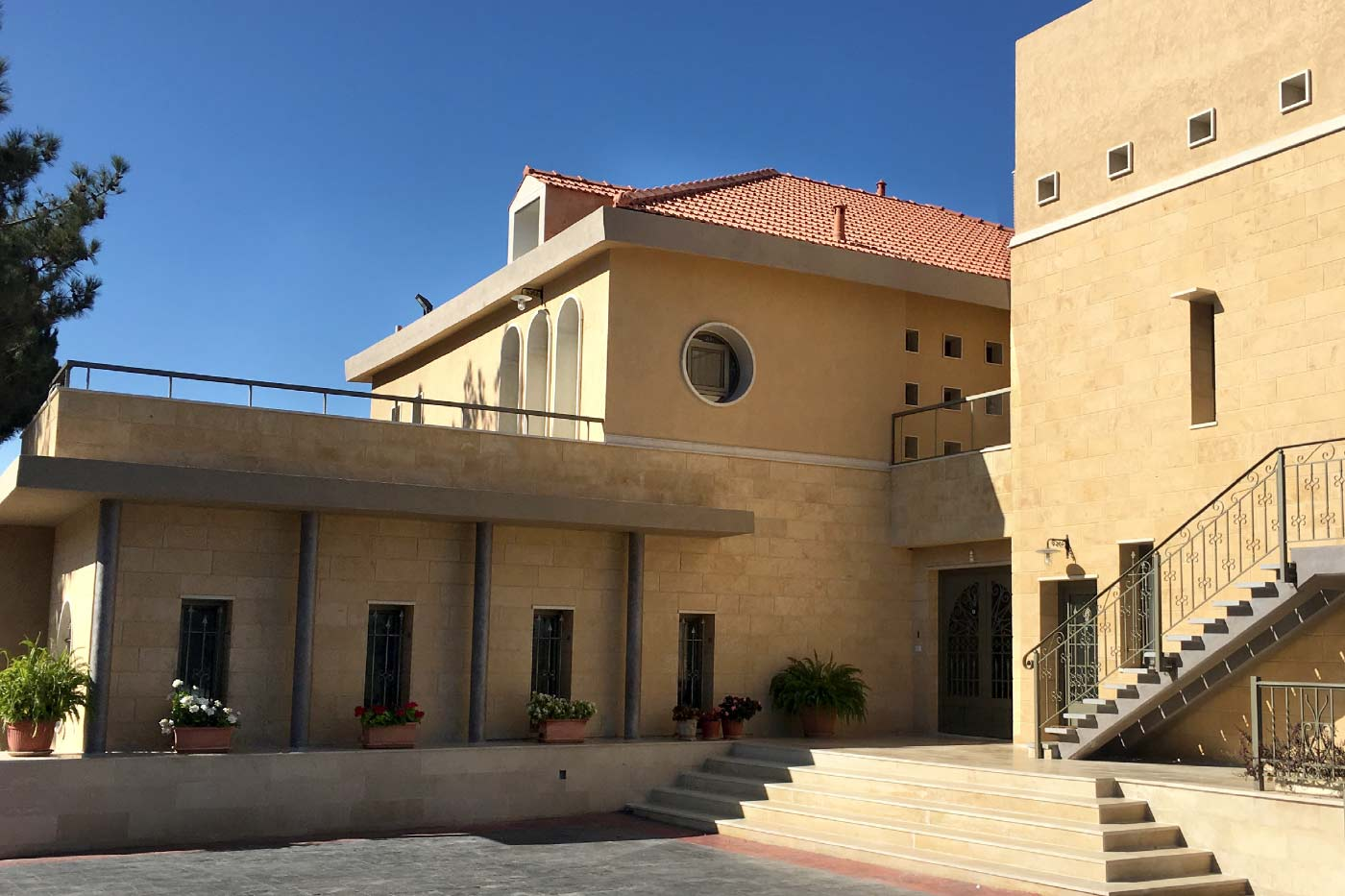 Hisham Merhi - Luxury Mountain Villa