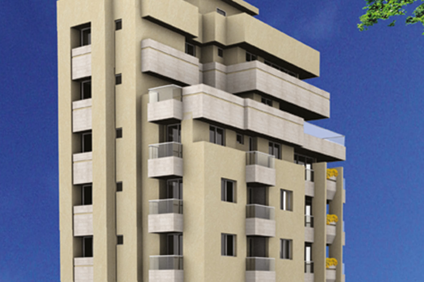 Sioufi Residential Building